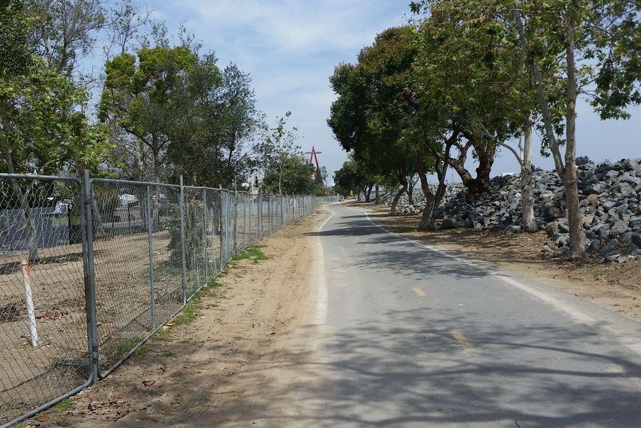 santa ana river bicycle trail